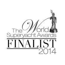 The World Superyacht Finalist 2014