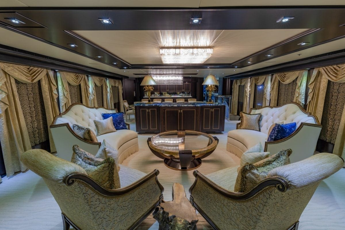 142' Christensen Yacht Lady Bee