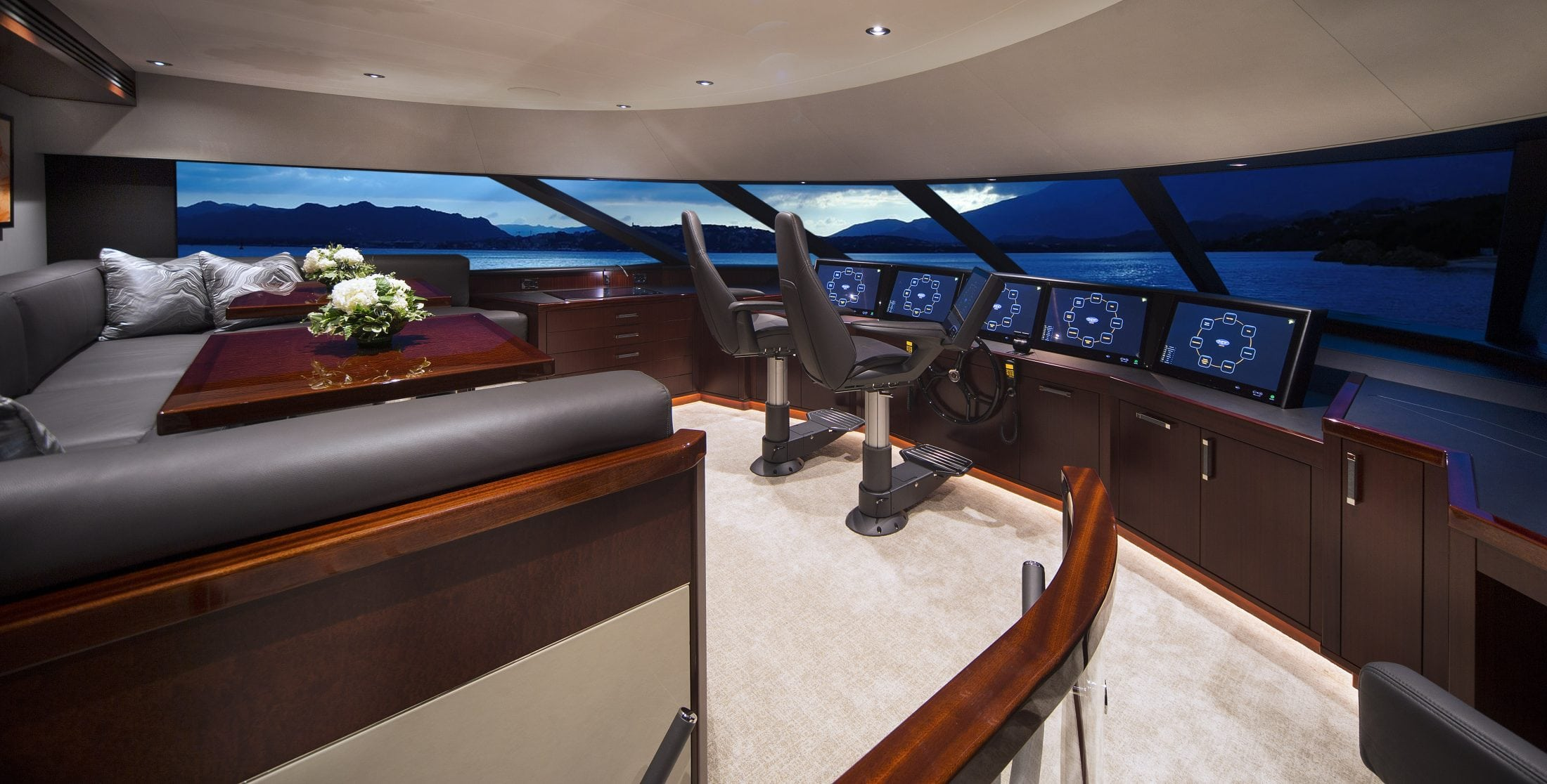 125' (38M) Westport Eccentric Pilothouse