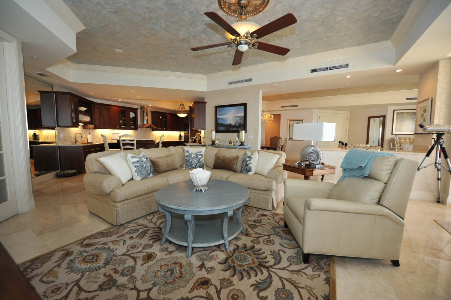 Gulf Harbour Residence Family Room