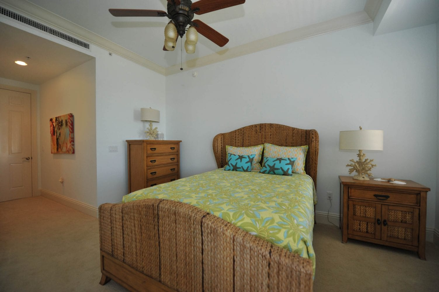 Gulf Harbour Residence Guest Bedroom