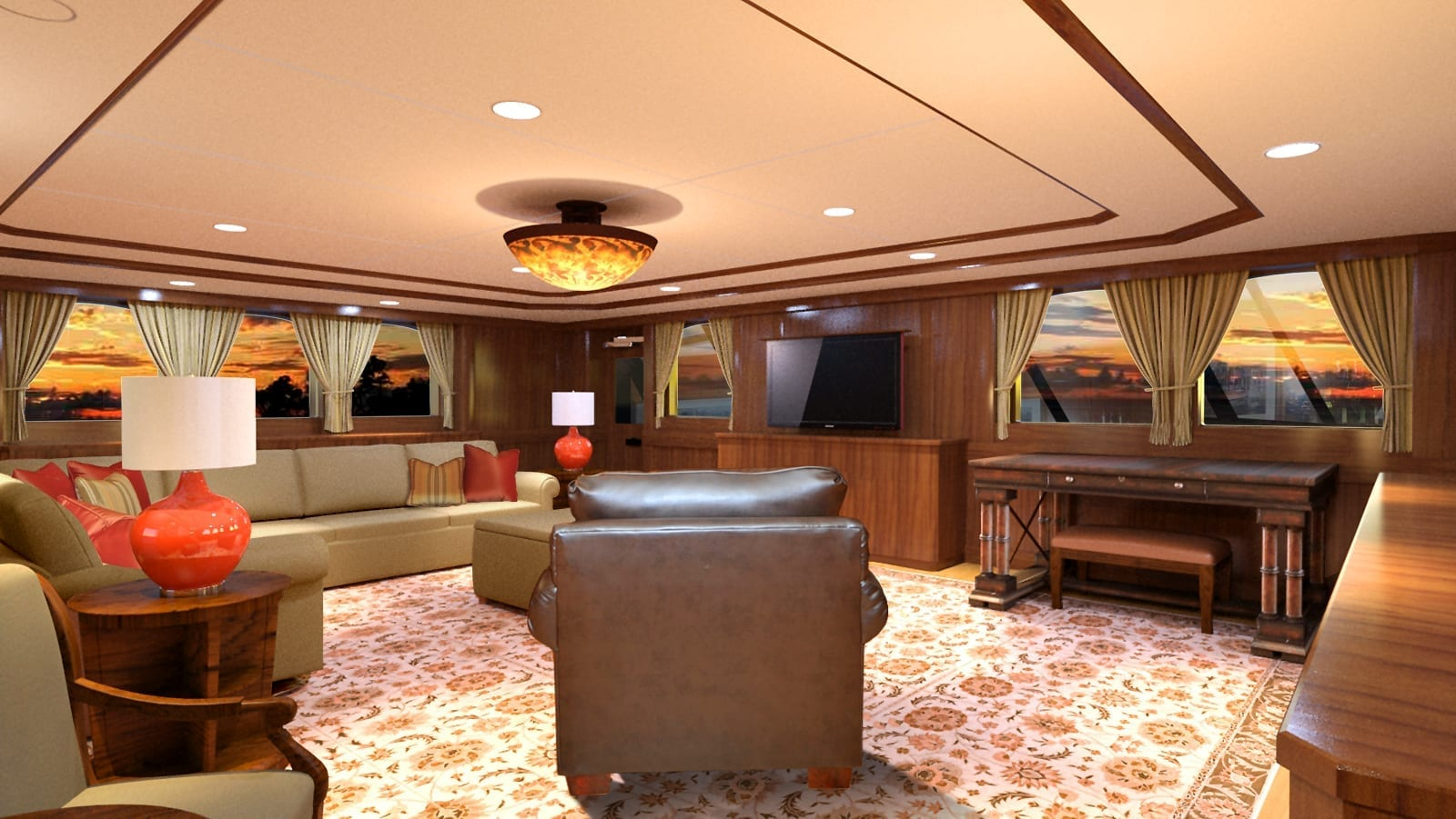 209' Royal Denship Turmoil Renderings