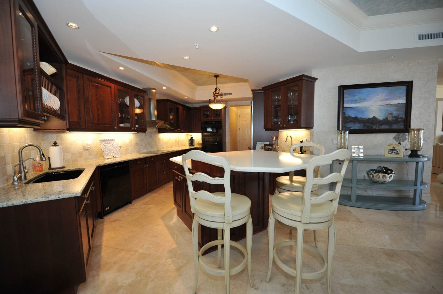 Gulf Harbour Residence Kitchen