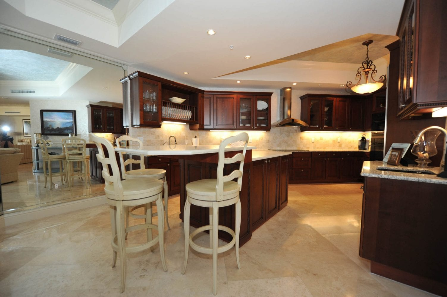 Gulf Harbour Residence Kitchen 2