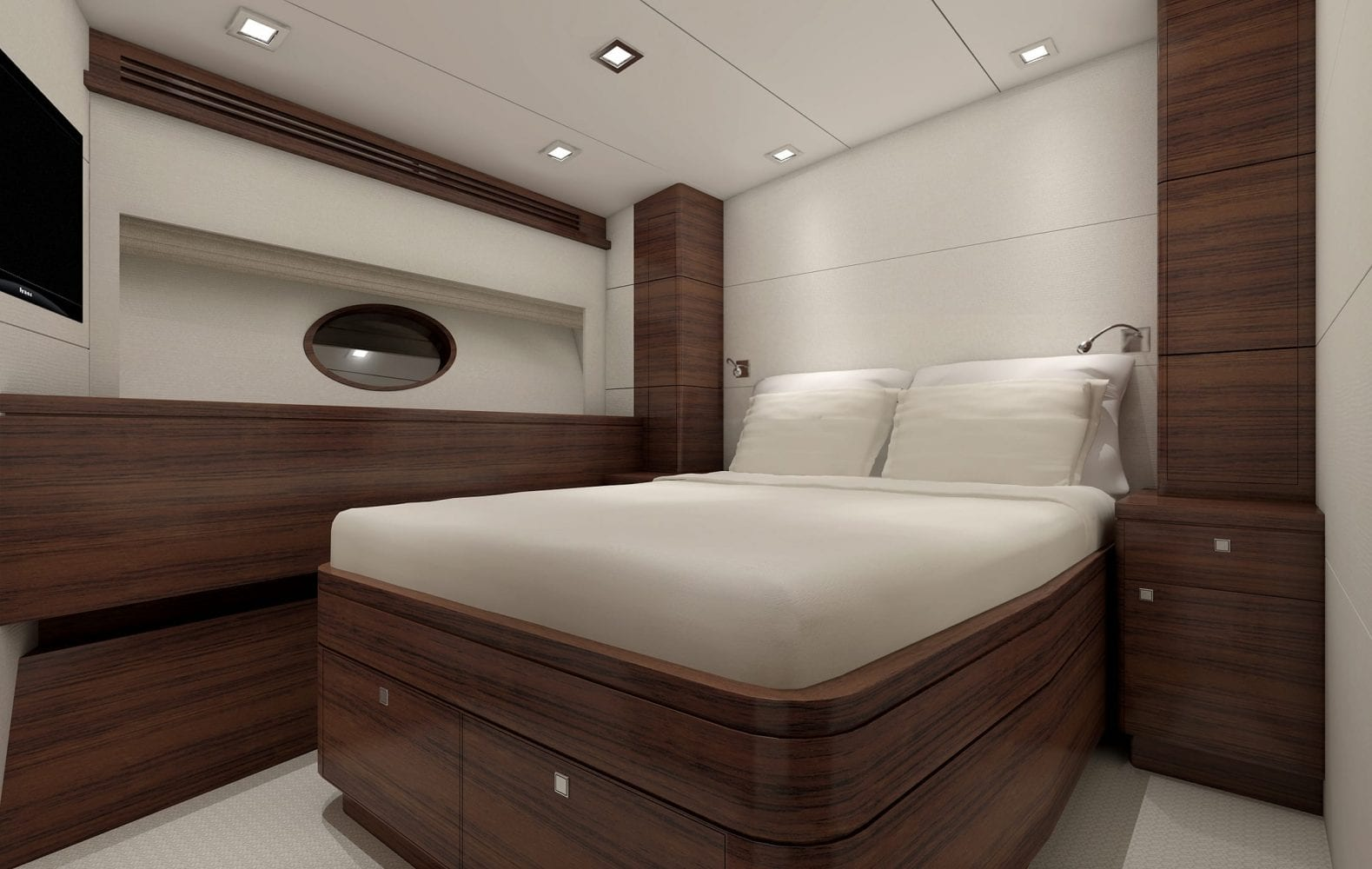 94.5 Seaforce IX Bonny Read Guest Stateroom Rendering
