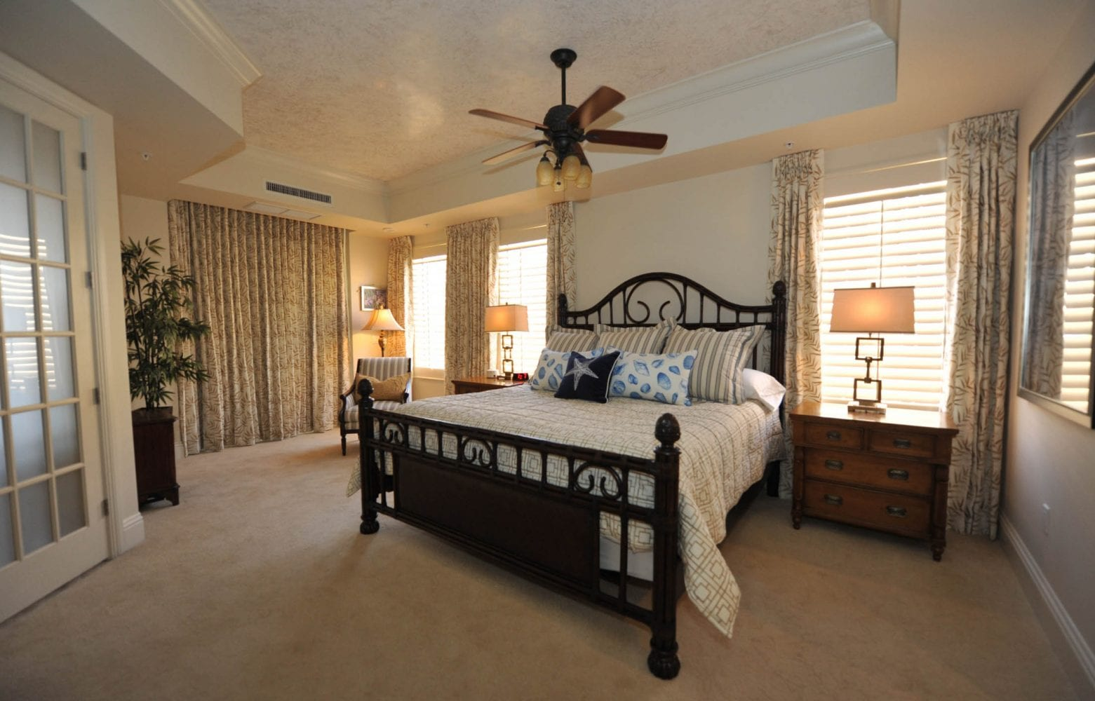 Gulf Harbour Residence Master Bedroom 2