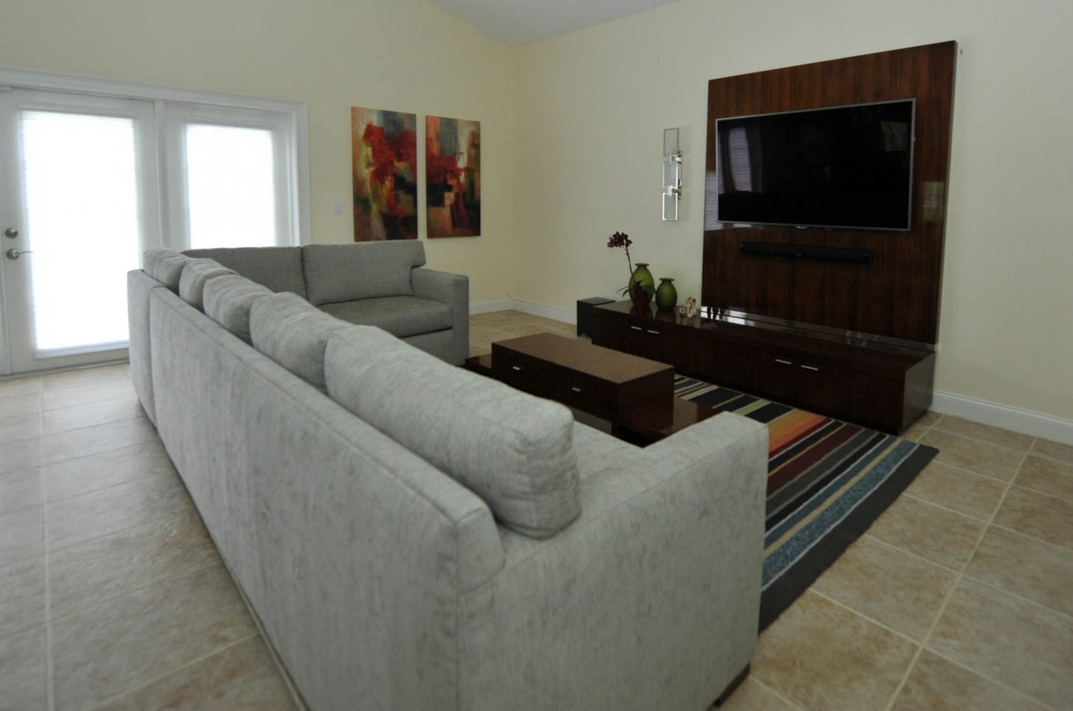 Lake Worth Residence Living Room 3