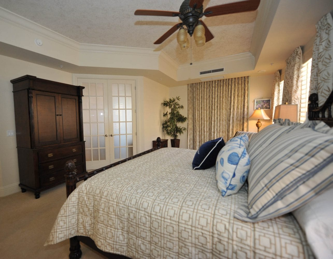 Gulf Harbour Residence Master Bedroom 3