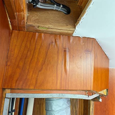 Yacht Refit Before