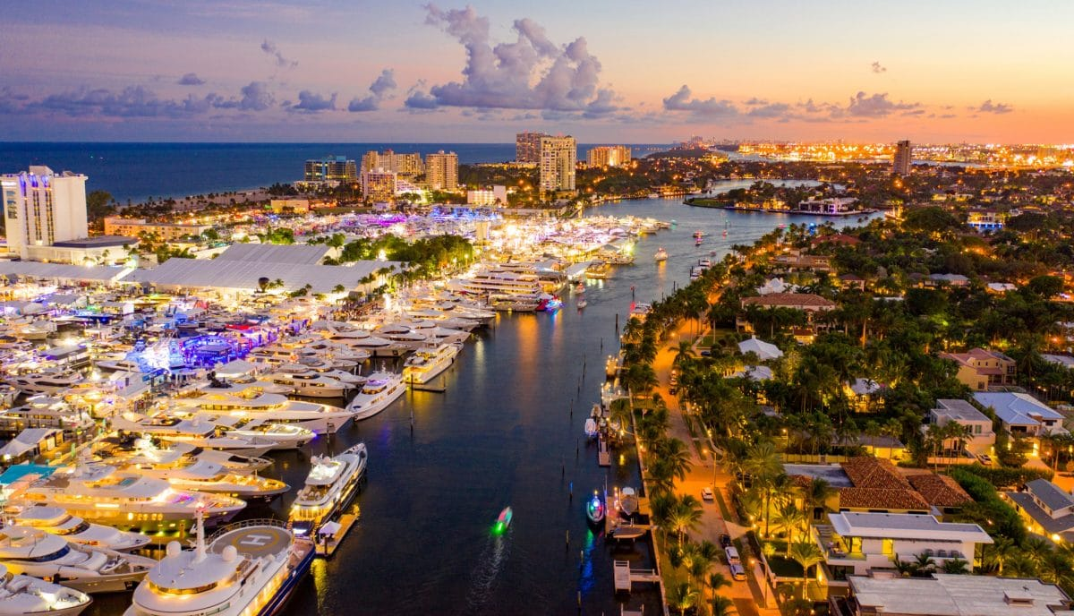 Superyacht Lifestyle Fort Lauderdale International Boat Show