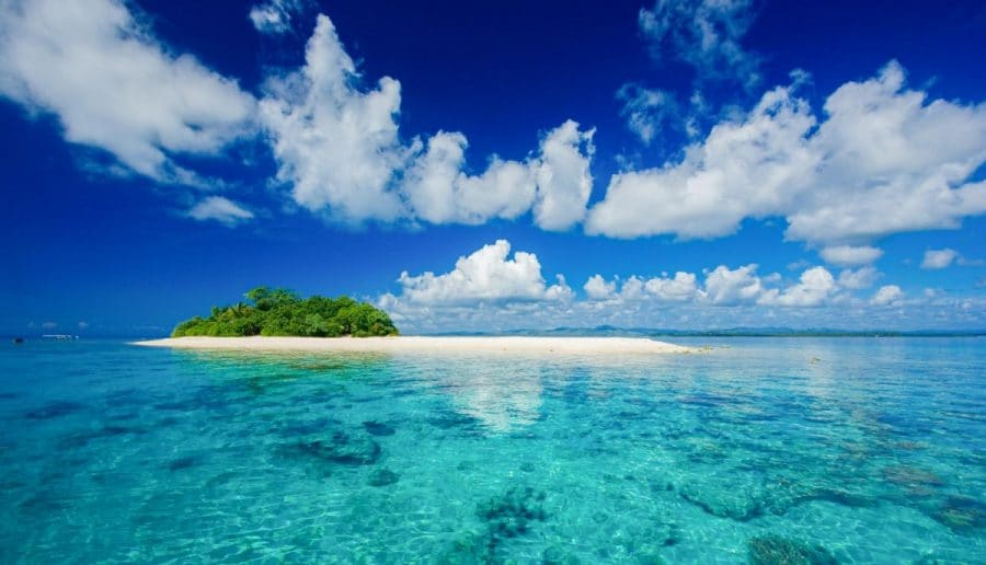 Secluded Island